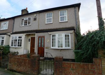 Thumbnail 4 bedroom end terrace house to rent in Alma Road, Sidcup