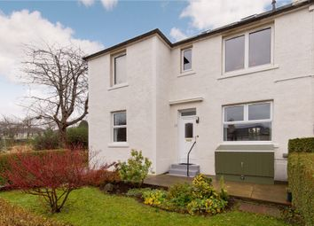 Thumbnail 2 bed flat for sale in 10 Clearburn Crescent, Edinburgh