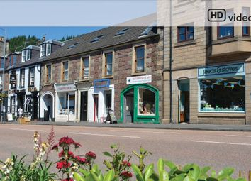 Thumbnail 2 bed flat for sale in Victoria Court, Main Street, Callander