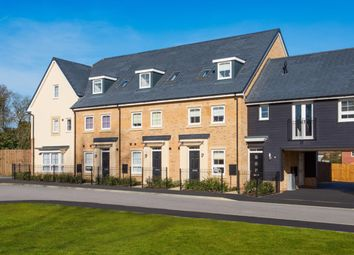 "Thumbnail 4 bed semi-detached house for sale in ""Helmsley"" at Knights Way, St. Ives, Huntingdon"