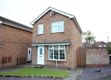 Thumbnail 3 bed detached house for sale in Minster Gardens, Newthorpe, Nottingham