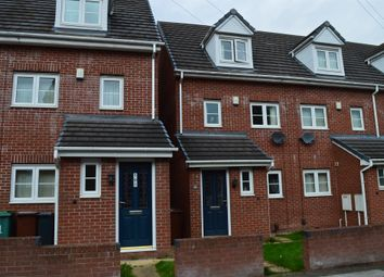 Thumbnail 3 bed town house for sale in Victoria Street, Willenhall