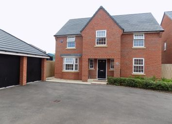Thumbnail 4 bed detached house for sale in Brassey Grange, Winnington, Northwich, Cheshire