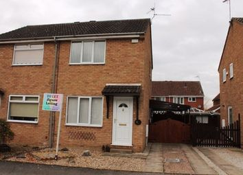 Thumbnail 2 bedroom semi-detached house to rent in Dale Close, Selby