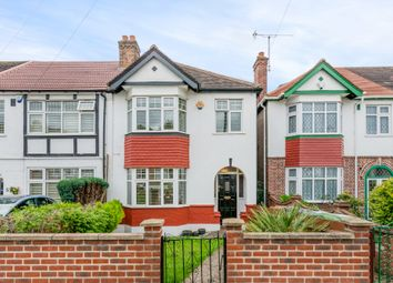 Thumbnail 3 bed semi-detached house for sale in Priestfield Road, London