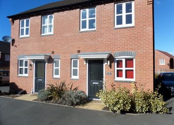Thumbnail 2 bed property to rent in The Carabiniers, Stoke Village