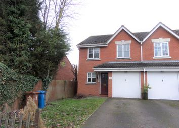 Thumbnail 3 bed semi-detached house to rent in Jackman Road, Fradley, Nr Lichfield