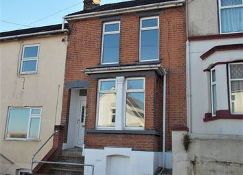 Thumbnail 3 bed terraced house for sale in Dagmar Road, Chatham