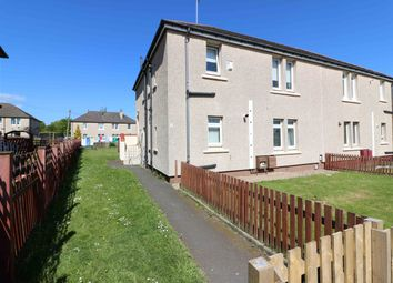 Thumbnail 2 bed flat for sale in Martin Crescent, Glasgow