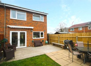 Thumbnail 3 bed end terrace house for sale in Addlestone, Surrey