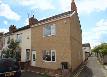 Thumbnail 2 bedroom end terrace house for sale in Ford Street, Swindon