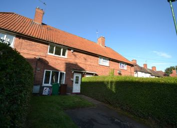 Thumbnail 2 bed terraced house to rent in Enderby Square, Beeston, Nottingham