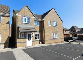 Thumbnail 3 bed semi-detached house for sale in Cae Morfa, Skewen, Neath, Neath Port Talbot.