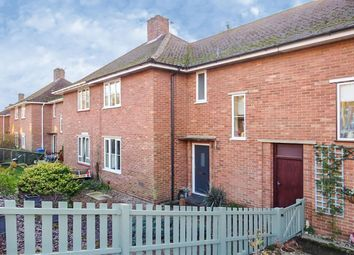 Thumbnail 3 bed terraced house for sale in Robson Road, Norwich