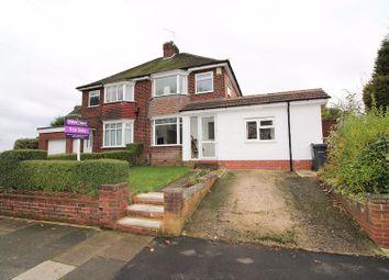 Thumbnail 3 bedroom semi-detached house for sale in Tessall Lane, Birmingham