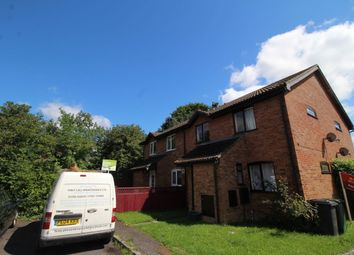 Thumbnail 2 bed property to rent in Sorrells Close, Chineham, Basingstoke