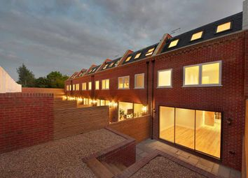 Thumbnail 3 bed town house for sale in Nursery Avenue, Finchley
