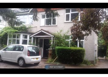 Thumbnail 1 bedroom flat to rent in Purley, Purley
