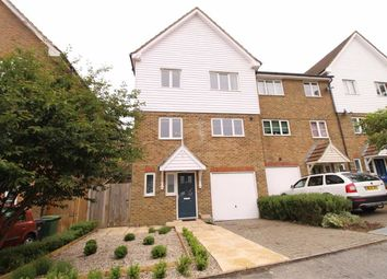 Thumbnail 4 bed town house for sale in Welton Rise, St Leonards-On-Sea, East Sussex