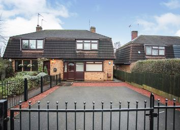 Thumbnail 3 bed semi-detached house for sale in De-Compton Close, Keresley End, Coventry, Warwickshire