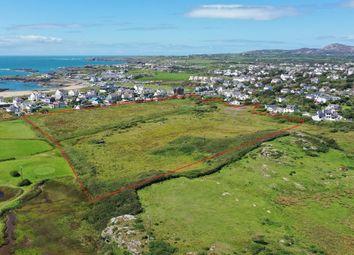 Thumbnail Land for sale in Lon Towyn Capel, Trearddur Bay