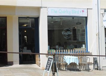 Thumbnail Restaurant/cafe for sale in The Quirky Bird Cafe, 34, Market Jew Street, Penzance