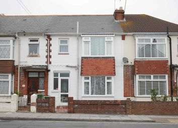 Thumbnail 3 bed terraced house for sale in Eastbourne Road, Portsmouth