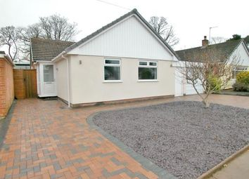 Thumbnail 3 bed bungalow for sale in Tithebarn Drive, Parkgate, Neston, Cheshire