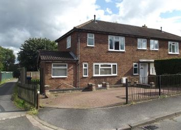 Thumbnail 3 bed semi-detached house for sale in Laburnum Grove, Chasetown, Burntwood