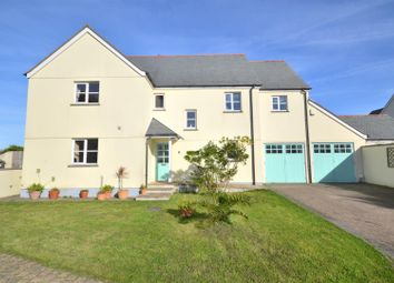 Thumbnail 6 bed link-detached house for sale in Minster Fields, Manaccan, Helston
