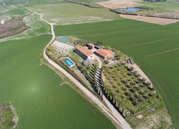 Thumbnail 6 bed farmhouse for sale in La Pievina, Asciano, Siena, Tuscany, Italy