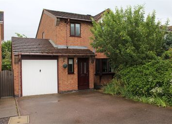 3 bed detached house for sale in Cadle Close, Stoney Stanton, Leicester LE9