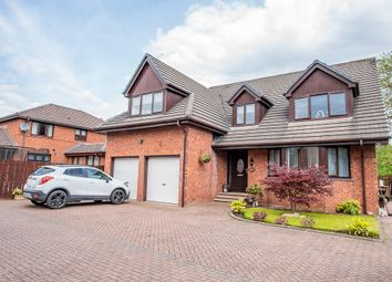 Thumbnail 5 bed detached house for sale in Beaumont Drive, Carron