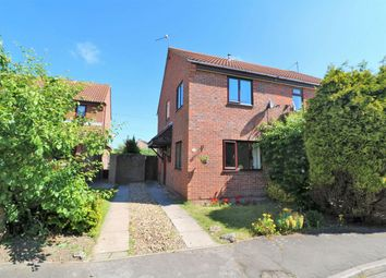 Thumbnail 2 bed semi-detached house for sale in Poplars Close, Alresford, Alresford, Essex