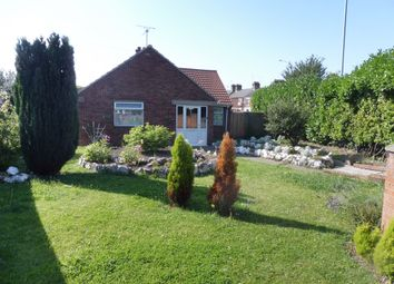 Thumbnail 3 bedroom detached bungalow for sale in Lynn Road, Wisbech
