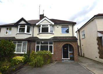 Thumbnail 3 bed semi-detached house for sale in Gloucester Road, Cheltenham, Gloucestershire