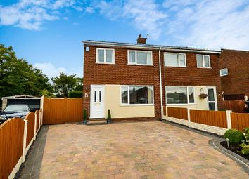 Thumbnail 3 bed semi-detached house for sale in 32 Glendale Avenue, Preston