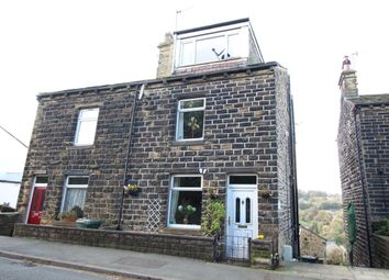 Thumbnail 3 bed terraced house for sale in Hebden Road, Haworth, Keighley
