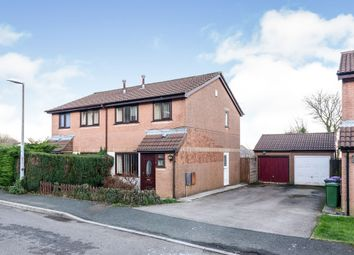 3 bed semi-detached house for sale in Oaklands View, Greenmeadow, Cwmbran NP44