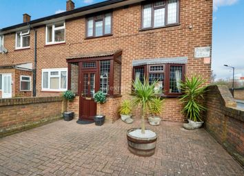 Thumbnail 3 bedroom end terrace house for sale in Hickin Street, London