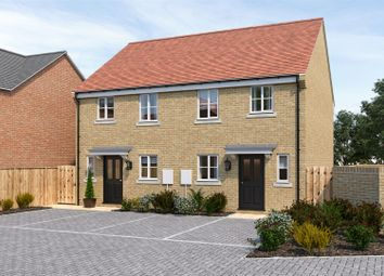 Thumbnail 3 bed semi-detached house for sale in Cleveland Court, Thorpe Willoughby, Selby