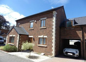Thumbnail 5 bed link-detached house for sale in Wells Road, Little Thatch Close, Whitchurch, Bristol