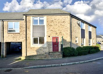 Thumbnail 3 bed end terrace house for sale in Ruston Close, Huntingdon, Cambridgeshire