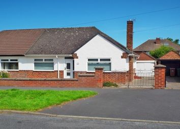 Thumbnail 2 bed bungalow to rent in Queensbury, West Kirby, Wirral