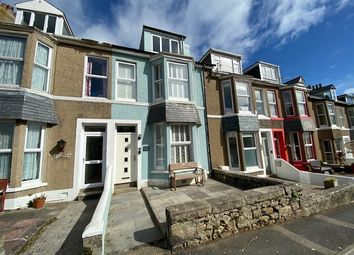 Thumbnail 4 bed terraced house for sale in Ayr Terrace, St. Ives