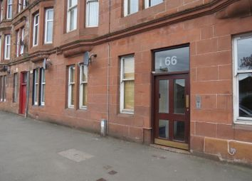 Thumbnail 2 bed flat to rent in 66 Paisley Road, Renfrew