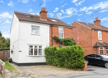 Thumbnail 3 bed semi-detached house for sale in Pinewood Avenue, Crowthorne, Berkshire