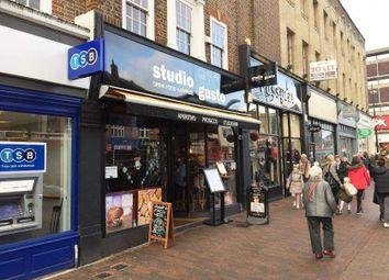 High Street, Bromley BR1. Restaurant/cafe