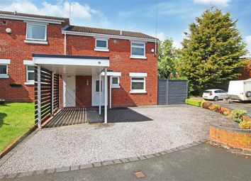 Thumbnail 3 bed end terrace house for sale in Mainstone Close, Winyates East, Redditch