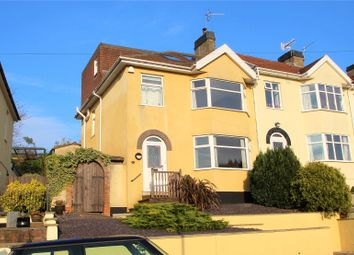 Thumbnail 5 bed semi-detached house for sale in Ravenhill Road, Knowle, Bristol